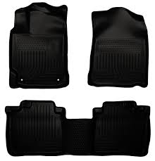 Maxpider Floor Mats Malaysia by Amazon Com Husky Liners Front U0026 2nd Seat Floor Liners Footwell