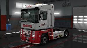Renault Magnum Race Skin 1.30 ETS2 - Euro Truck Simulator 2 Mod ... Renault Ae Magnum 1990 Ets2 131x Truck Mod Mod Truck Headache Racks By Magnum On Site Repair Inc Concept Truck The Of The Future Renaults Image Ets2 Renault Magnumpng Simulator Wiki Fandom History Bigtruck Magazine 480 Dxi 6 X 2 Tractor Unit Wikipedia 48019 Retarder Id 778303 Brc Autocentras Race Skin 130 Euro Mods Stock Photos Images Alamy Integral For