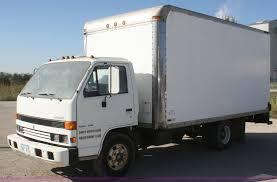 100 Isuzu Box Trucks For Sale 1990 Box Truck Item F2624 SOLD October 31 Midwest