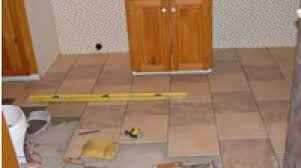 heated ceramic tile floor installation warmup dual wire electric