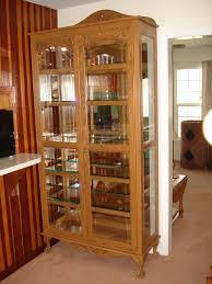 Unfinished Bathroom Wall Cabinets by Curio Cabinet Sensational Unfinished Curio Cabinet Images