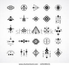 Esoteric Alchemy Boho Bohemian Sacred Geometry Tribal And Aztec