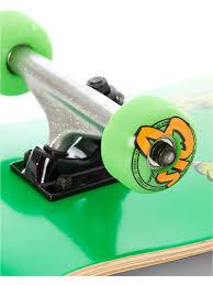 100 Bullet Skateboard Trucks CREATURE SKATEBOARDS Saturday Morning Complete 80 WTRMLN