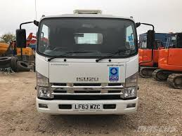 Isuzu N75.190, United Kingdom, 2013- Winch/Oil Field Trucks For Sale ... Hot Commodity In The Shale Boom Truckers Wsj Used Inventory Welcome Oil Field Tanker Truck Agcrewall Economy Mfg Diesel Powered Hot Water Pssure Washers For Sale Dan Swede 800 Oilfield Bed Trucks For Sale Best Image Kusaboshicom Keep Your Oilfiel Business Functiona With Truck Trailers R5 2008 Kenworth T800 16300 Miles Sawyer Eclipse Wireline Custom Sckline 2009 Mack Granite Gu713 Tandem Axle Mp7 405hp 10