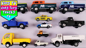100 Different Trucks Pick Up For Kids Children Babies Toddlers Pick Up