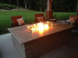 Gas Lamp Mantles Home Depot by Outdoor Torches With Stands Ideas View In Gallery