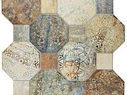 Home Depot Merola Penny Tile by Interior Merola Tile Blue Moroccan Tiles Somer Tile Merola Tile