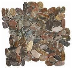 Sliced Pebble Tiles Uk by 28 Sliced Pebble Tiles Uk 1000 Ideas About Tile Flooring On