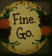 funny goodbye cakes 1487—1600 going away