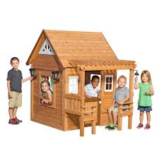 Backyard Discovery Cascade Cedar Playhouse-1606319COM - The Home Depot Outdoor Play Walmartcom Childrens Wooden Playhouse Steveb Interior How To Make Indoor Kids Playhouses Toysrus Timberlake Backyard Discovery Inspiring Exterior Design For With Two View Contemporary Jen Joes Build Cascade Youtube Amazoncom Summer Cottage All Cedar Wood Home Decoration Raising Ducks Goods
