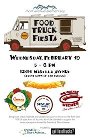 100 Food Truck Fiest Short Avenue A February 19 2014 In Los Angeles