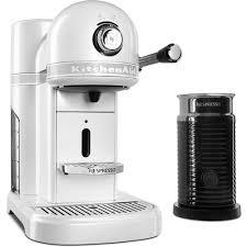 KitchenAid Nespresso 5 Cup Espresso Machine And Milk Frother
