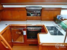 cuisine bateau location bateau prêt à naviguer à hook iha 51088