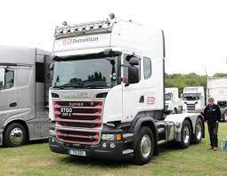 DDS Demolition Scania R730 T15DDS Paddock Wood Truckfest 2… | Flickr