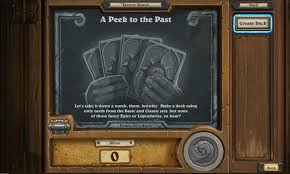 Hunter Hearthstone Deck Basic by A Peek To The Past Hearthstone Heroes Of Warcraft Wiki Fandom