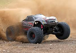 100 Truck Maxx Details About Traxxas MAXX 110th 4WD Brushless Ready To Run Monster Red Body 3989