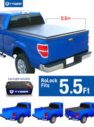 RoLock Soft Low-Profile Tonneau Cover 2004-2008 Ford F-150; 2005 ...