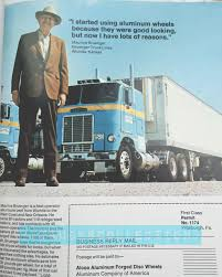 ALCOA Ad.'73 | Freightliner | Pinterest | Semi Trucks, Rigs And ... Trucks World News June 2011 Bruenger Trucking Best Truck 2018 On American Inrstates Ordrives Most Beautiful Finalist Nakeisha Rushing Ordrive Tnsiams Most Teresting Flickr Photos Picssr Htc Image Kusaboshicom March 2017 Liftgate Rental Wichita Falls Semi Rentals Sprinter Van Top Paying Driving Jobs Lease Purchase Companies In Arizona Stop Pics From My Last Excursion 162011
