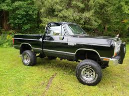 100 Lifted Trucks For Sale In Ny 1988 Dodge Ram For ClassicCarscom CC1143073