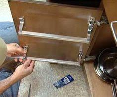 Drill In Cabinet Door Bumper Pads by Diy Cabinet Door Bumper Pads With Silicone Caulk Simple