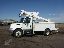 100 Sonoran Truck And Diesel 2007 ALTEC TA40 MOUNTED ON 2007 INTERNATIONAL 4400 For Sale In San
