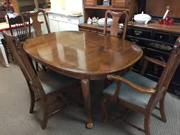 Ethan Allen Dining Room Table Leaf by Ct Estate Liquidators Home