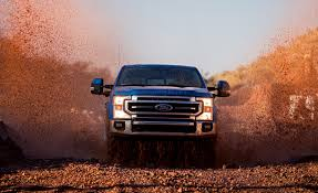 100 Ford Truck Values 2020 FSeries Super Duty Resets The HeavyDuty Bar