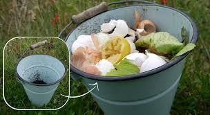 kompost in der küche sammeln ohne ekelfaktor altes