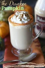 Pumpkin Spice Latte Dunkin Donuts Ingredients by The Drunken Pumpkin Spice Latte The Farm Gabs