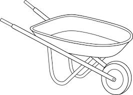 wheelbarrow drawing Google Search 1632