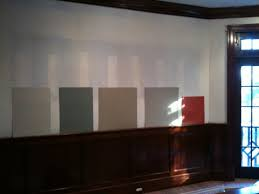 paint colors that go with gray home pattern