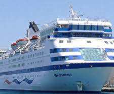 Cruise Ship Sinking Santorini by Greece To Raise Cruise Ship That Sank Off Santorini In 2007 The