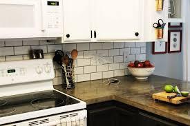 black floor tiles decorative grey kitchen mosaic tile backsplash