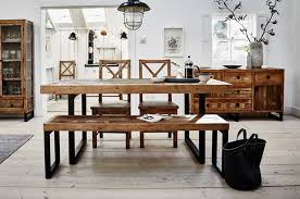 Woodenforge Recycled Timber Dining Furniture