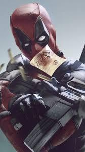 Download Wallpaper 750x1334 Deadpool Ryan reynolds Marvel iPhone