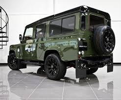 100 Defender Truck Envy Green LS3 Urban Ultimate RS Antiurban Defender