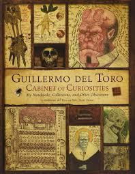 guillermo toro cabinet of curiosities my notebooks