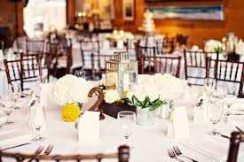 Dining Good Looking Accessories For Table Decoration With Yellow Flower Centerpiece Epic Picture Of White Wedding