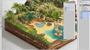 The Making Of Disney Vacation Club Digital Board Game Piotr Kolus Lead 3D Artist At Ars Thanea