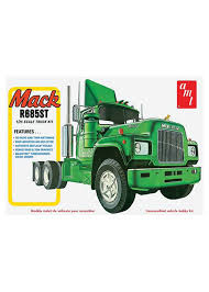AMT 1/25 Mack R685ST Semi Tractor - Model Sports : All Radio's ... Airfix Plastic Kits Military Vehicles New Modellers Shop Vintage 1970s Amt Chevy Bison 125 Scale Semi Truck Tractor Cab The Modelling News Inboxed 135th Scale M911 Chet M747 Rare Amt Peterbilt Wrecker Model Kit T533 Rc 114 Kiwimill Tyrone Malones Papa 932 Models Cheap Trucks Find Ho Railroading In The Uk Revell Gmc Astro Rmx Kenworth W900 Car Historic Series Bruckners Bruckner Sales Mack Dm600 Round2 Pin By Randy Cobb On Kitssemi Trucks Pinterest