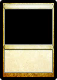 29 Images Of Blank Magic Card Template
