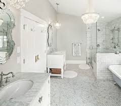 Faux Marble Hexagon Floor Tile by Living Room Extra White Bathroom Wainscoting With Carrera Marble