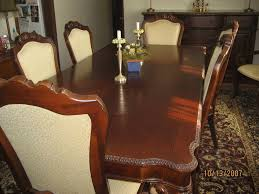 thomasville dining room set high quality thomasville dining room