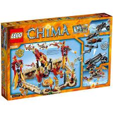 lego legends of chima 70146 flying phoenix fire temple lego