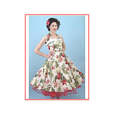 Retro Clothing Dresses Vintage Style