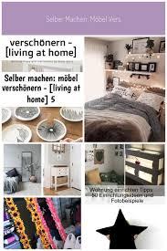 selber machen möbel verschönern living at home diy