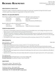 Auto Mechanic Resume Sample Combined With For Automotive Technician Objective Writing