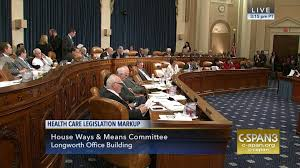 Concur Government Help Desk by Ways Means Committee Markup Affordable Care Act Replacement Bill