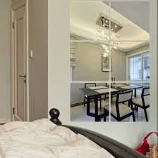 12x12 Mirror Tiles Beveled by Excellent Large Mirror Tiles For Bathroom Full Image For