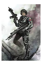 460 Best Winter Soldier | James